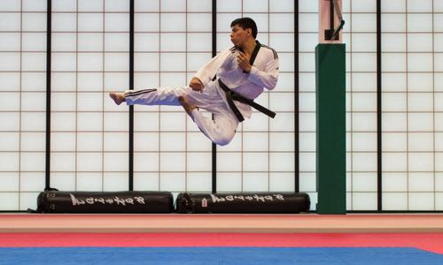 featured image thumbnail for post Taekwondo