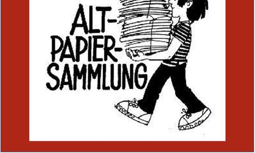 featured image thumbnail for post Sonderregelung Altpapiersammlung Zorneding